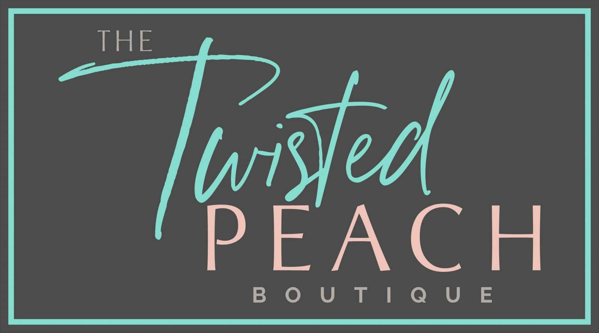 twisted peach boutique